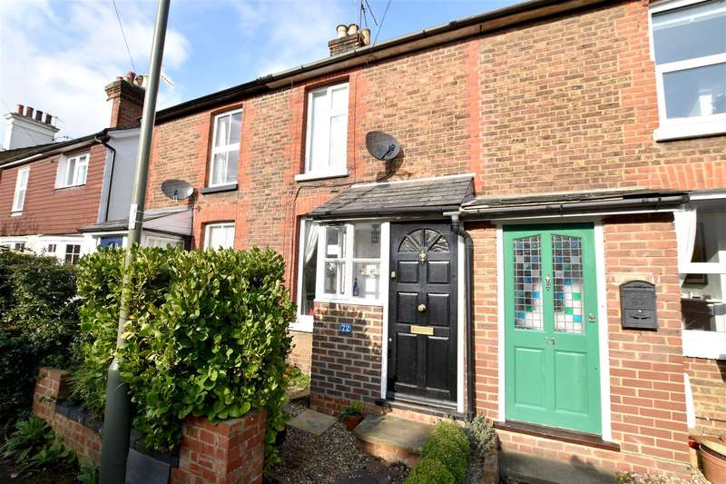 2 Bedrooms House for sale in Lesbourne Road, Reigate