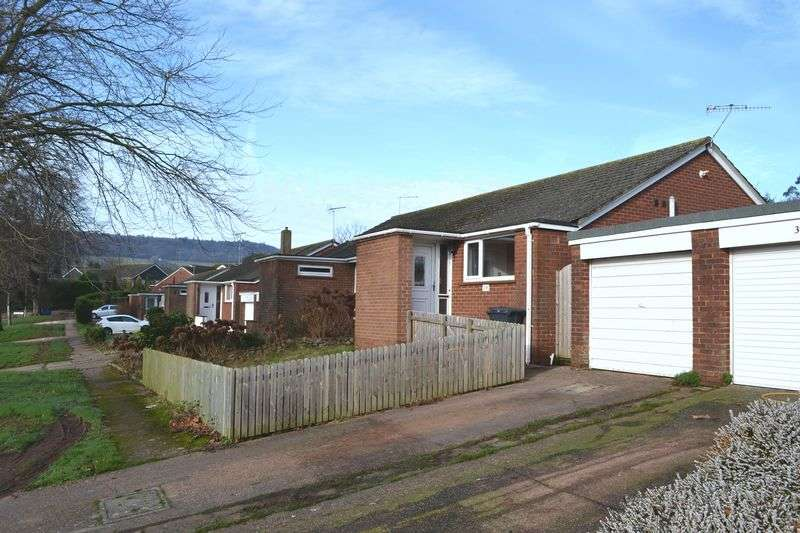 2 Bedrooms Semi Detached Bungalow for sale in Ashley Crescent, Sidmouth