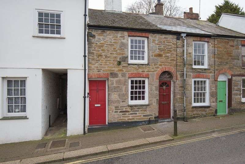 1 Bedroom Cottage House for sale in The Terrace, Penryn
