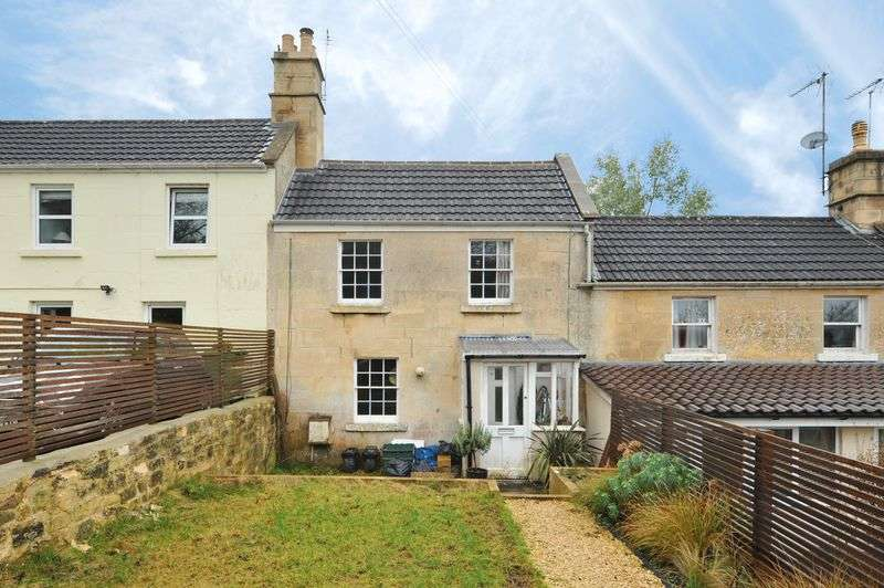 2 Bedrooms Terraced House for sale in Prospect Place, Bath