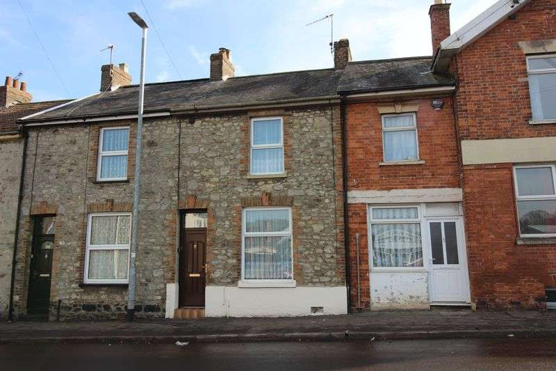 2 Bedrooms Terraced House for sale in Victoria Avenue, Chard