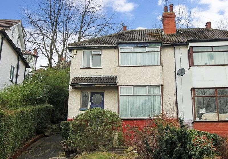 3 Bedrooms Semi Detached House for sale in Roundhay Grove, Leeds, West Yorkshire LS8