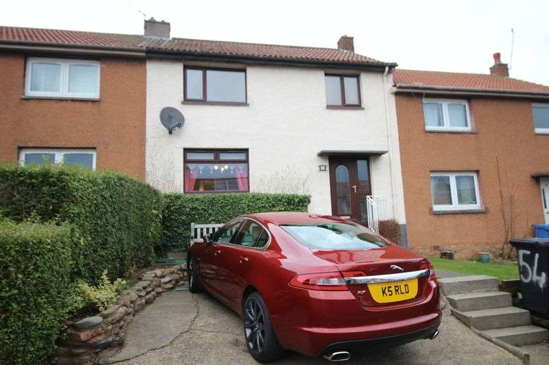 3 Bedrooms Terraced House for sale in Atholl Terrace, Kirkcaldy