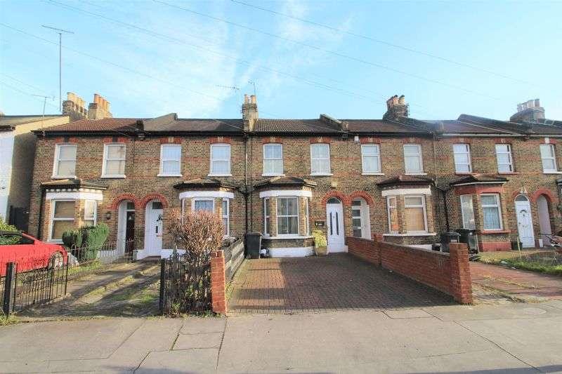 2 Bedrooms Terraced House for sale in Dennett Road, Croydon CR0 3JH