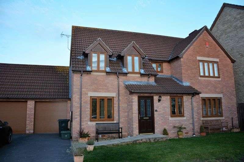 4 Bedrooms Detached House for sale in Market Avenue, Weston-Super-Mare