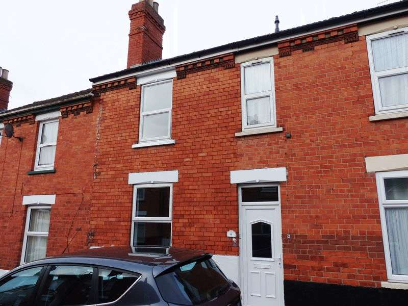 3 Bedrooms Terraced House for sale in Grafton Street, Lincoln