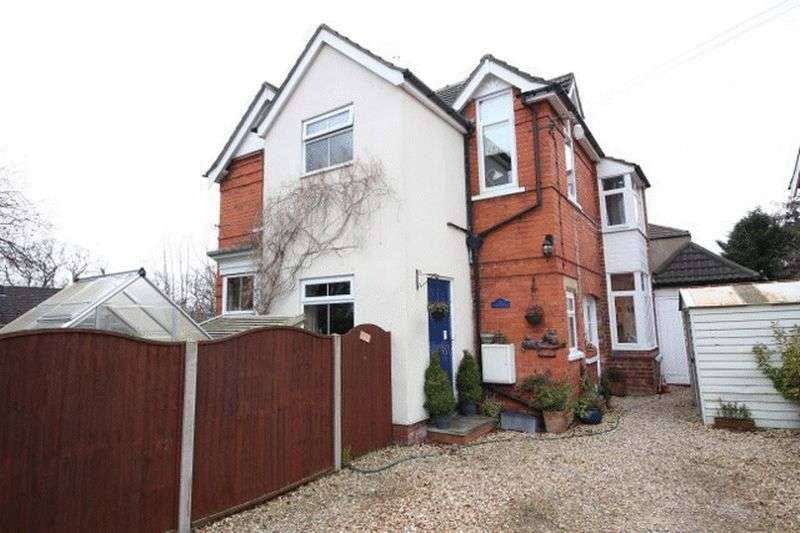 4 Bedrooms Detached House for sale in Tor-O-Moor Road, Woodhall Spa