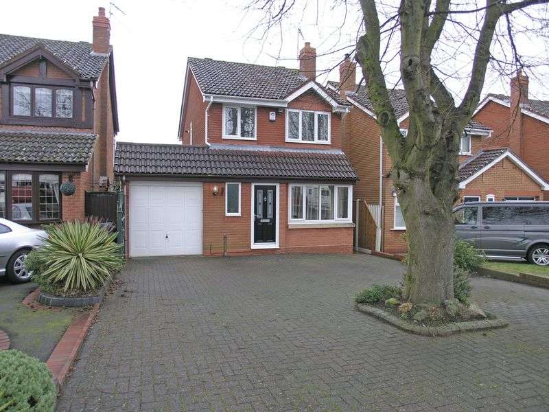 3 Bedrooms House for sale in STOURBRIDGE, Norton, Poplar Crescent