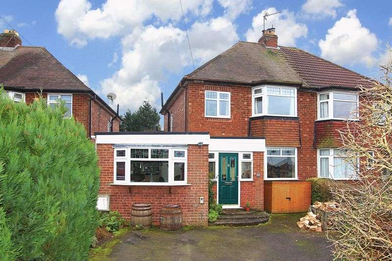 3 Bedrooms Semi Detached House for sale in ALBRIGHTON, Bowling Green Lane
