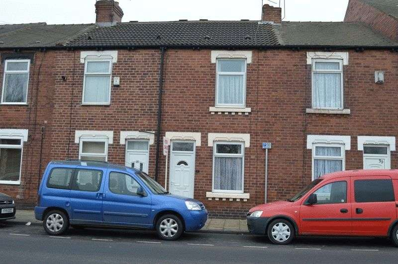 2 Bedrooms Terraced House for sale in Savile Road, Castleford
