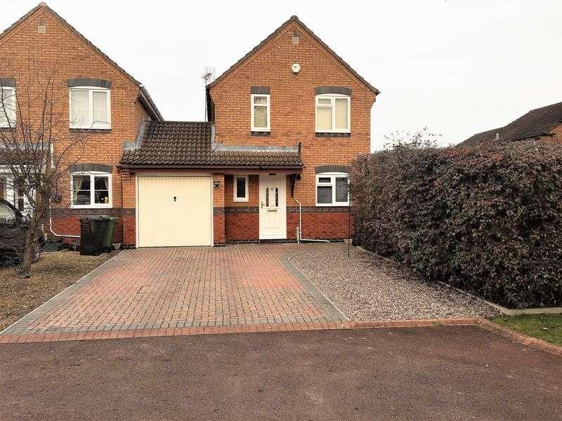 3 Bedrooms Detached House for sale in Azalea Gardens, Gloucester