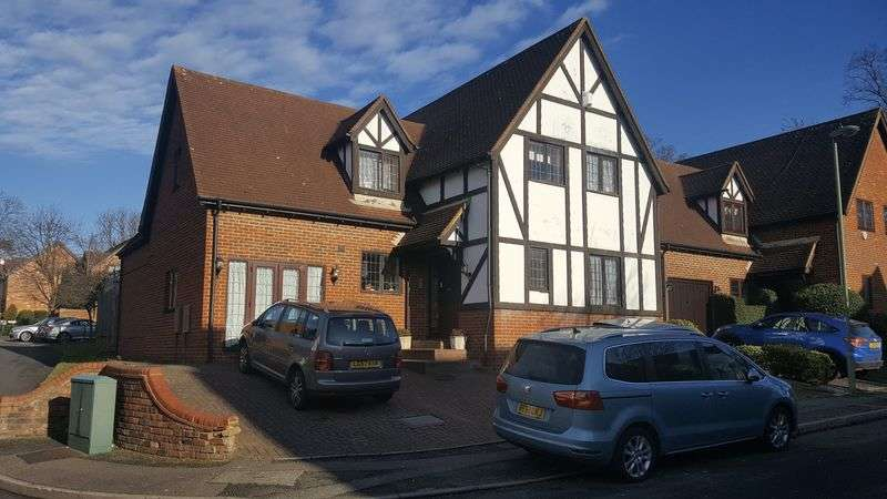 5 Bedrooms House for sale in Priory Field Drive Edgware Middlesex HA8