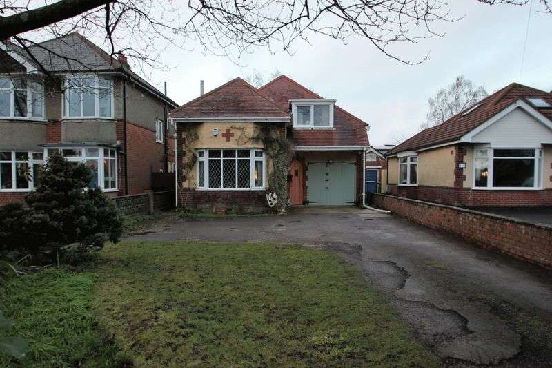 3 Bedrooms Detached House for sale in Ringwood Road, Poole
