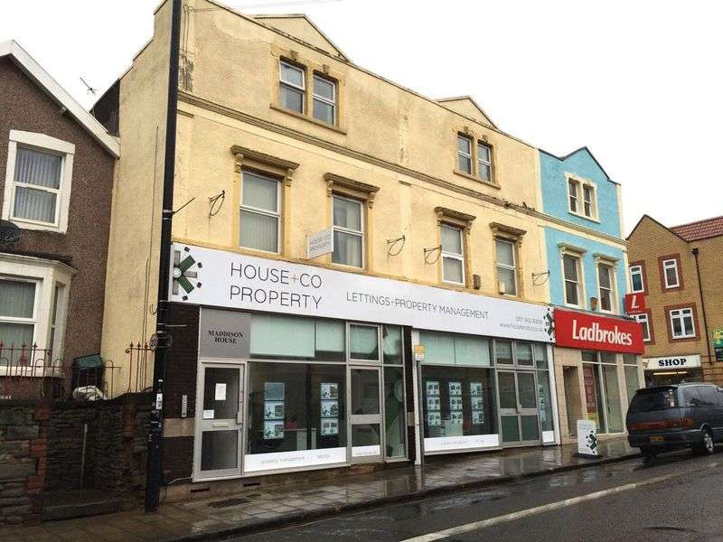 1 Bedroom Flat for rent in Church Road, Bristol