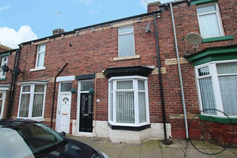 2 Bedrooms Terraced House for sale in Princes Street, Shildon