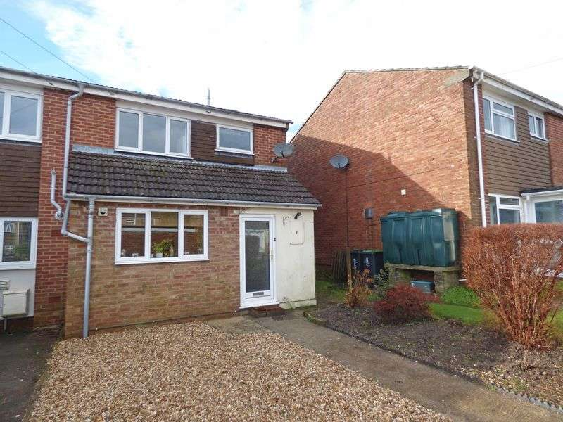 3 Bedrooms Terraced House for sale in Saxon Spur, Shaftesbury