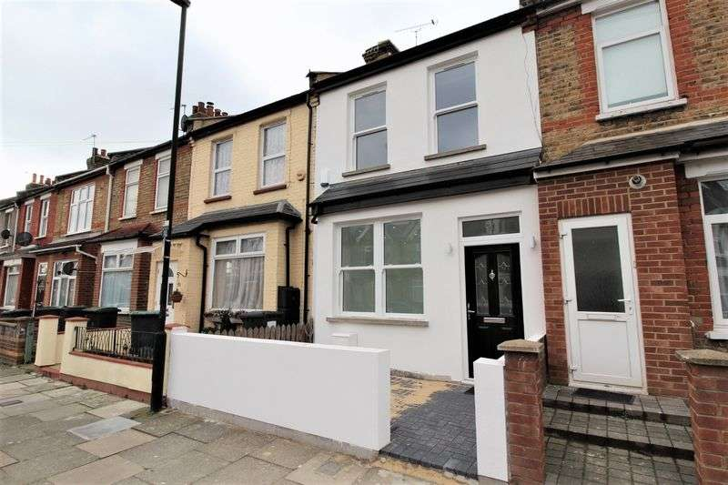 4 Bedrooms Terraced House for sale in Eldon Road, Wood Green, N22