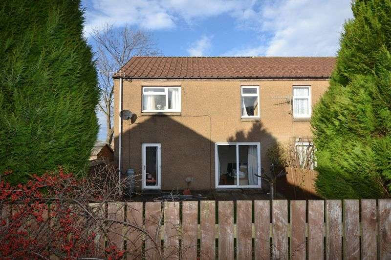 3 Bedrooms Terraced House for sale in The Martins, Wooler