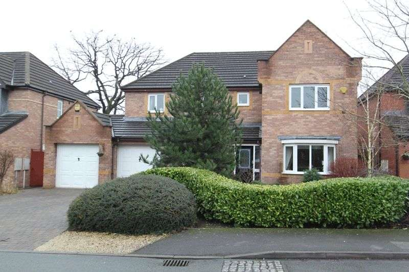 5 Bedrooms Detached House for sale in Collinbourne Close, Trentham