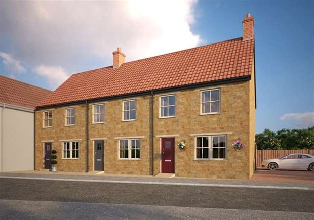 3 Bedrooms Terraced House for sale in Lower Woodcock Street, Castle Cary