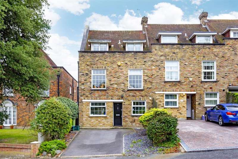 4 Bedrooms End Of Terrace House for sale in 156 Somerset Road, Wimbledon SW19