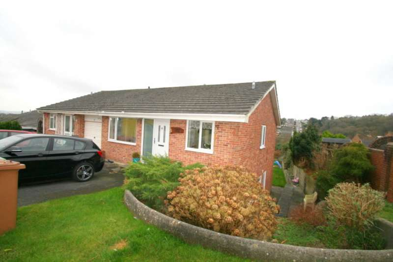 4 Bedrooms Semi Detached House for sale in Speedwell Crescent, Egg Buckland