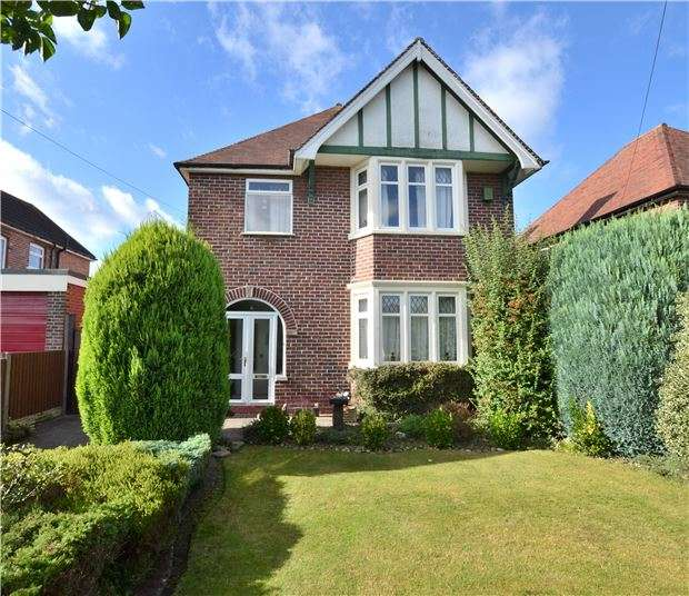 4 Bedrooms Detached House for sale in Estcourt Road, GLOUCESTER, GL1 3LH