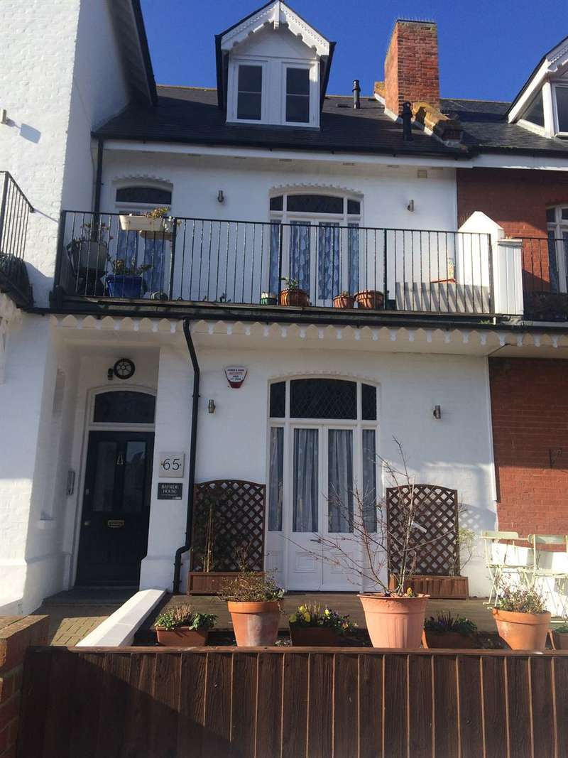 1 Bedroom Flat for sale in 65 St. Mildreds Road, WESTGATE-ON-SEA