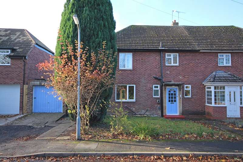 3 Bedrooms Semi Detached House for sale in Gifford Road, Lighthorne Heath, Leamington Spa
