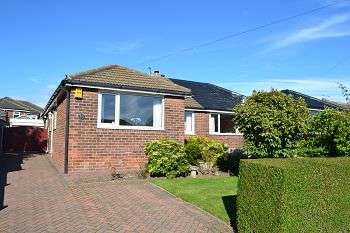 3 Bedrooms Bungalow for sale in Gill Avenue, Wigan, Shevington WN6 8BB