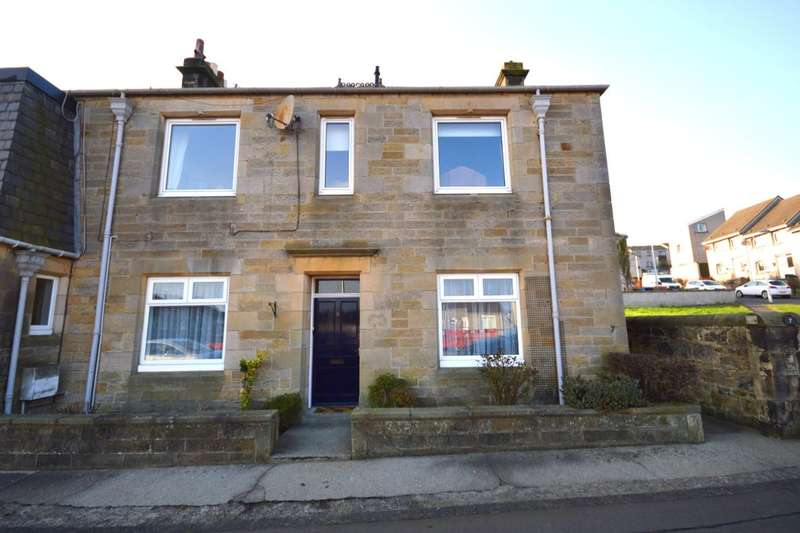 2 Bedrooms Flat for sale in Roods Road, Inverkeithing, KY11