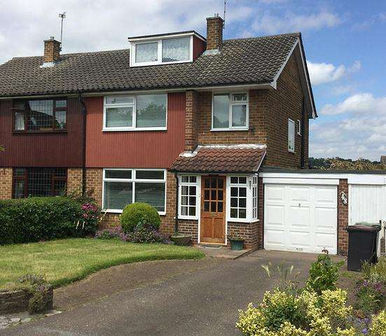 3 Bedrooms Semi Detached House for sale in Field Lane, Chilwell, Beeston, Nottingham NG9 5FJ
