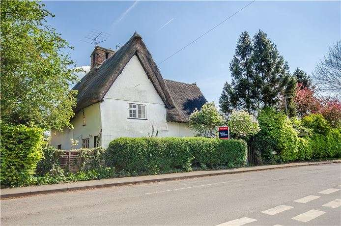 2 Bedrooms Semi Detached House for sale in High Street, Foxton, Cambridge