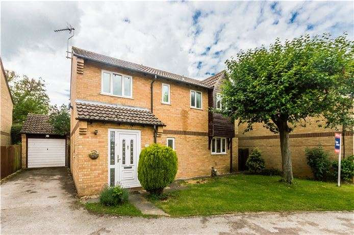 4 Bedrooms Detached House for sale in The Crofters, Stretham