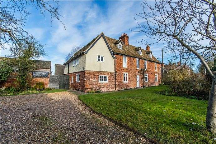 5 Bedrooms Detached House for sale in Field Road, Kingston, Cambridgeshire