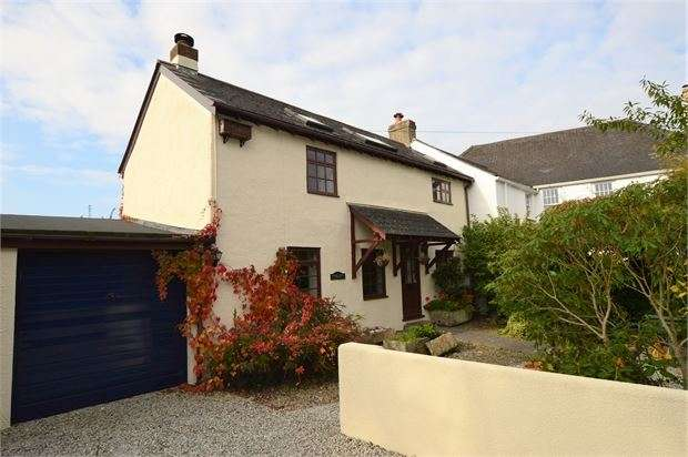 3 Bedrooms Semi Detached House for sale in Chudleigh Knighton, Chudleigh, Devon. TQ13 0HE
