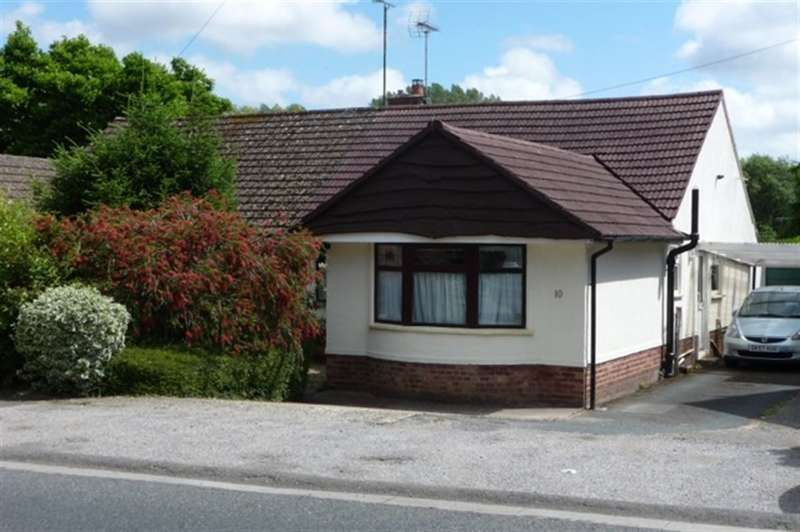 2 Bedrooms Semi Detached Bungalow for sale in Mill Road, Sturry, Canterbury