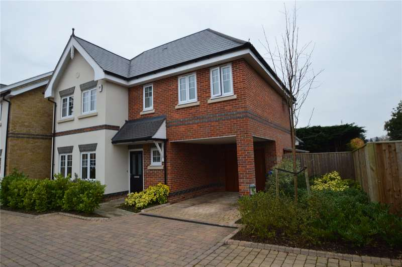 4 Bedrooms Detached House for sale in Simpson Close, Maidenhed, Berkshire, SL6