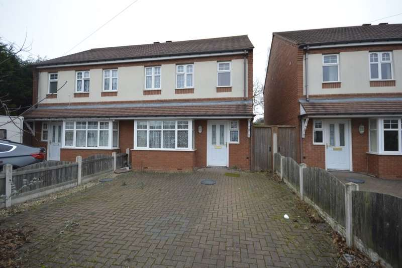 3 Bedrooms Property for sale in Coventry Street, Wolverhampton, WV1