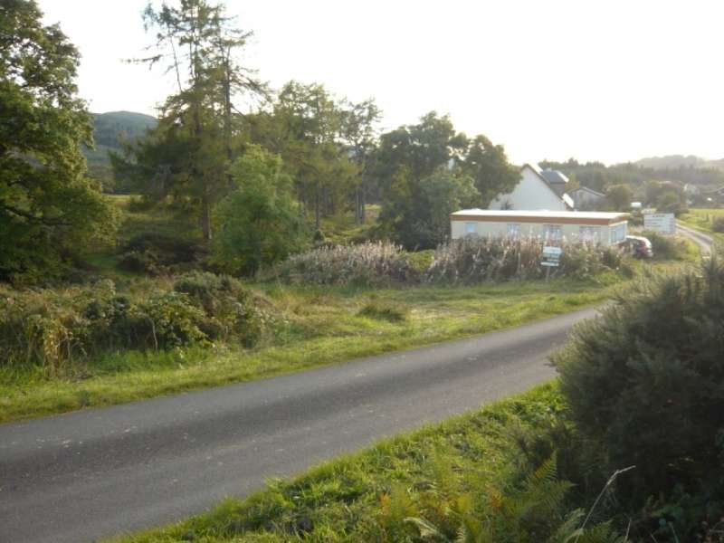 Plot Commercial for sale in Plot 3 Leanach, Leanach Farm , Strachur, Strachur, PA27 8DB