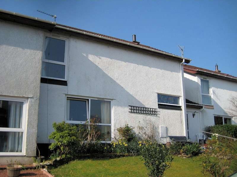 4 Bedrooms Terraced House for sale in 5 Sandhaven Sandbank, Dunoon, PA23 8QN