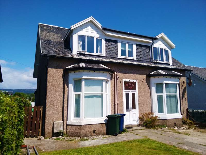 2 Bedrooms Flat for sale in Upper Flat, John Street, Dunoon, PA23 7BL
