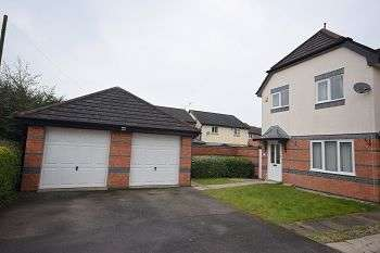 3 Bedrooms End Of Terrace House for sale in Cairngorm Drive Nr STENSON FIELDS DE24 3JT