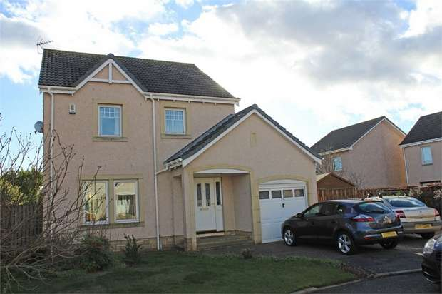 4 Bedrooms Detached House for sale in Macnab Avenue, Montrose, Angus