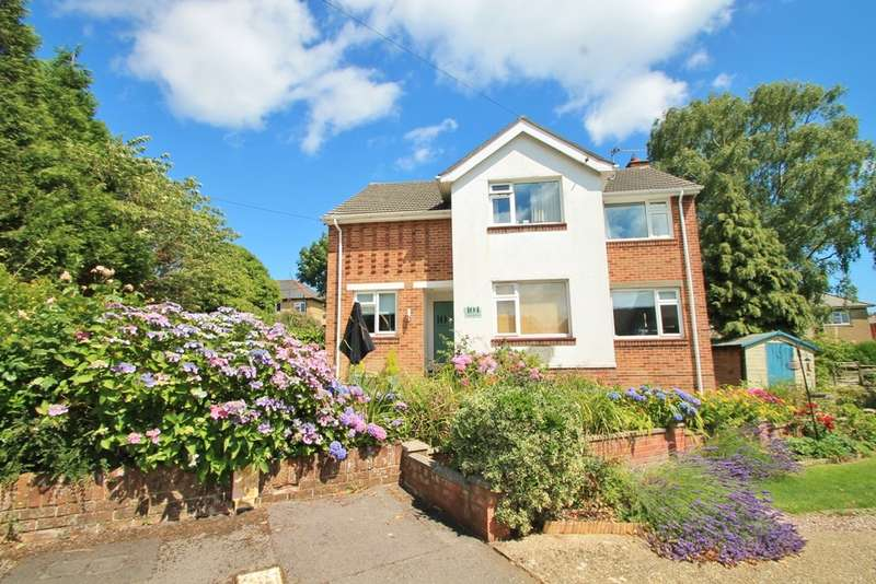 2 Bedrooms Flat for sale in Bassett Green