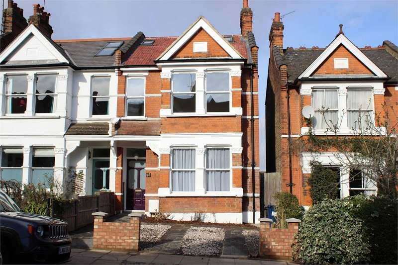 5 Bedrooms Semi Detached House for sale in Sutton Road, Muswell Hill, London