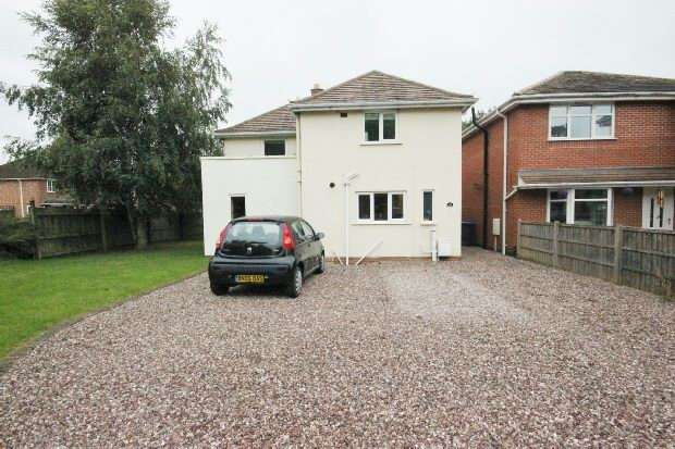 3 Bedrooms Detached House for sale in Newbold Road, Newbold On Avon, RUGBY