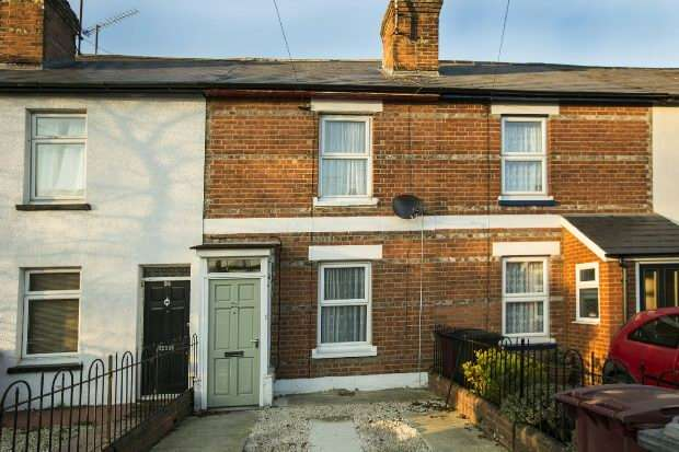 2 Bedrooms Terraced House for sale in Crescent Road, Reading