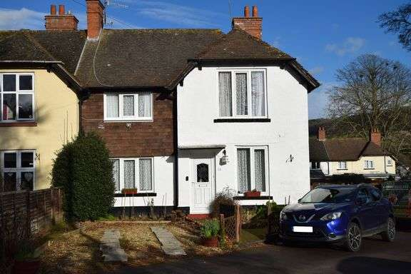 3 Bedrooms End Of Terrace House for sale in Arcot Park, Sidmouth