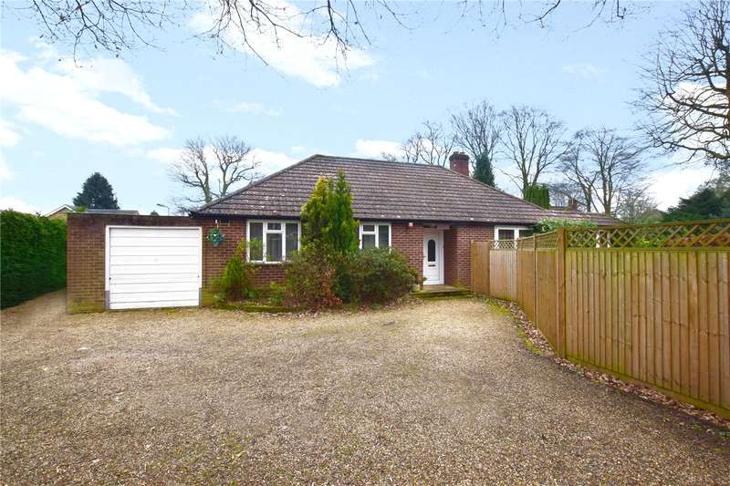 3 Bedrooms Detached Bungalow for sale in Chavey Down Road, Winkfield Row, Berkshire, RG42